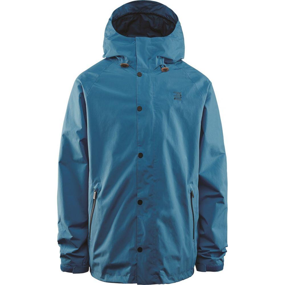 サーティーツー thirtytwo メンズ ジャケット アウター【Reserve Jacket】Blue