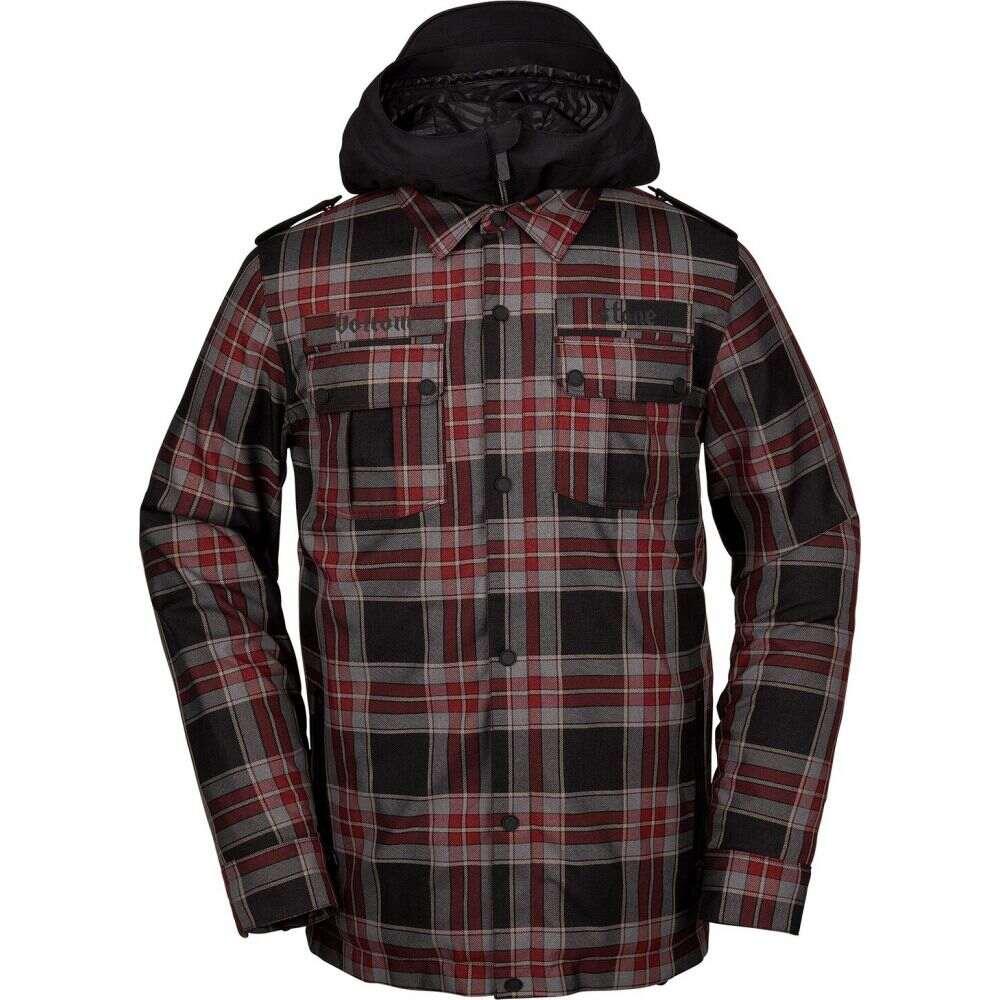 ボルコム Volcom メンズ ジャケット アウター【Creedle2stone Jacket】Red