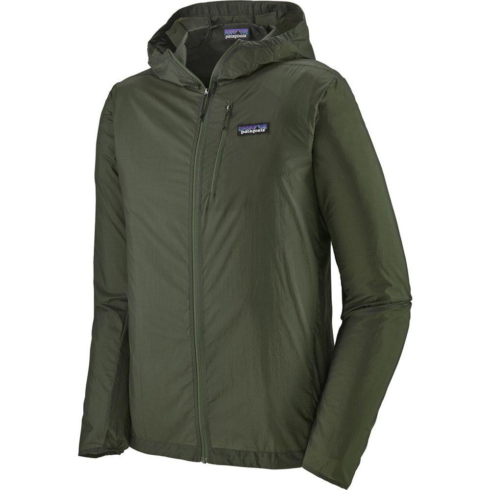 パタゴニア Patagonia メンズ ジャケット アウター【Houdini Jacket】Industrial Green