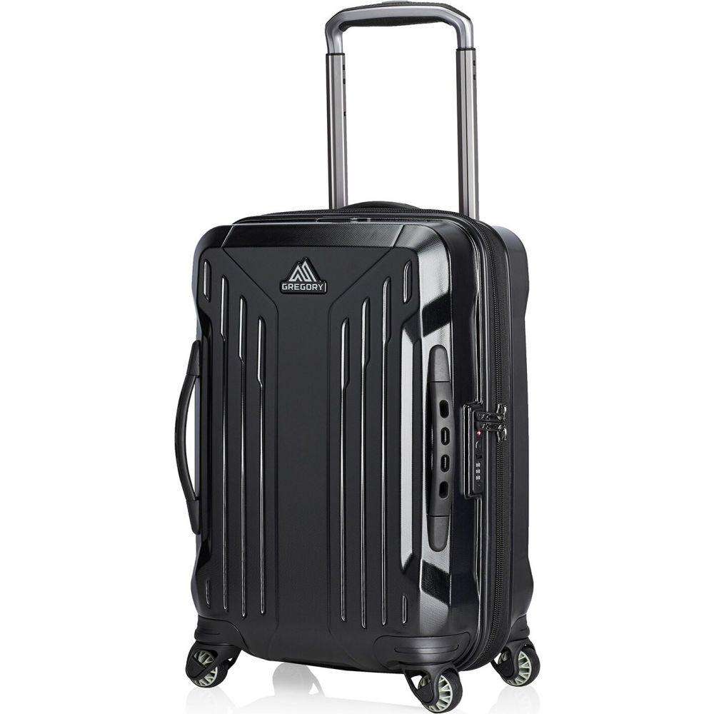 グレゴリー Gregory ユニセックス スーツケース・キャリーバッグ バッグ【Quadro Pro Hardcase 22 Roller Bag】Anthracite Black