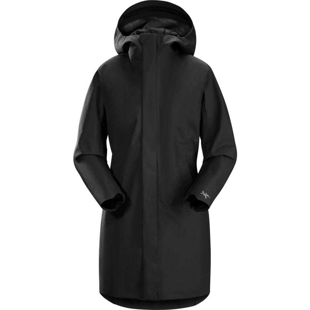 アークテリクス Arc'teryx レディース コート アウター【Codetta Coat】Black