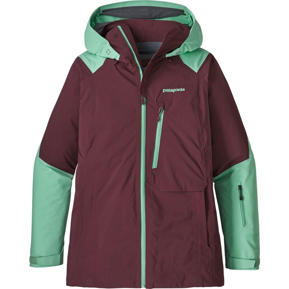 パタゴニア Patagonia レディース ジャケット アウター【Untracked Jacket】Dark Currant