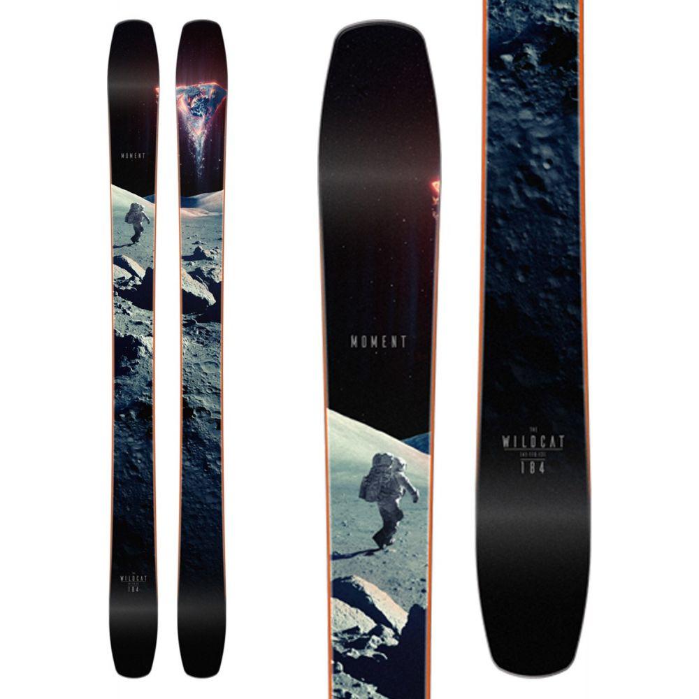 モーメント Moment ユニセックス スキー・スノーボード ボード・板【Wildcat Skis 2020】