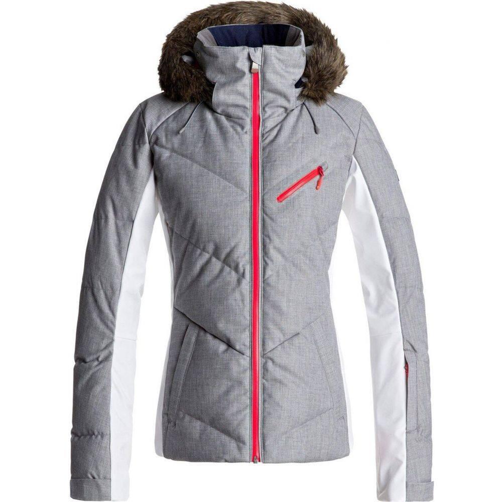 ロキシー Roxy レディース ジャケット アウター【Snowstorm Jacket】Heritage Heather