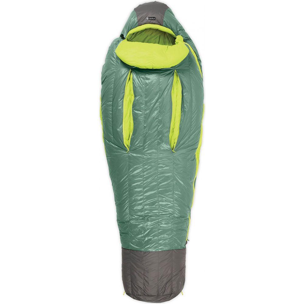 ネモ Nemo ユニセックス ハイキング・登山 寝袋【Ramsey 15 Sleeping Bag】Hemlock/Sapling
