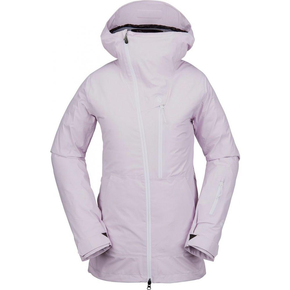 ボルコム Volcom レディース ジャケット アウター【NYA TDS GORE-TEX Jacket】Violet Ice