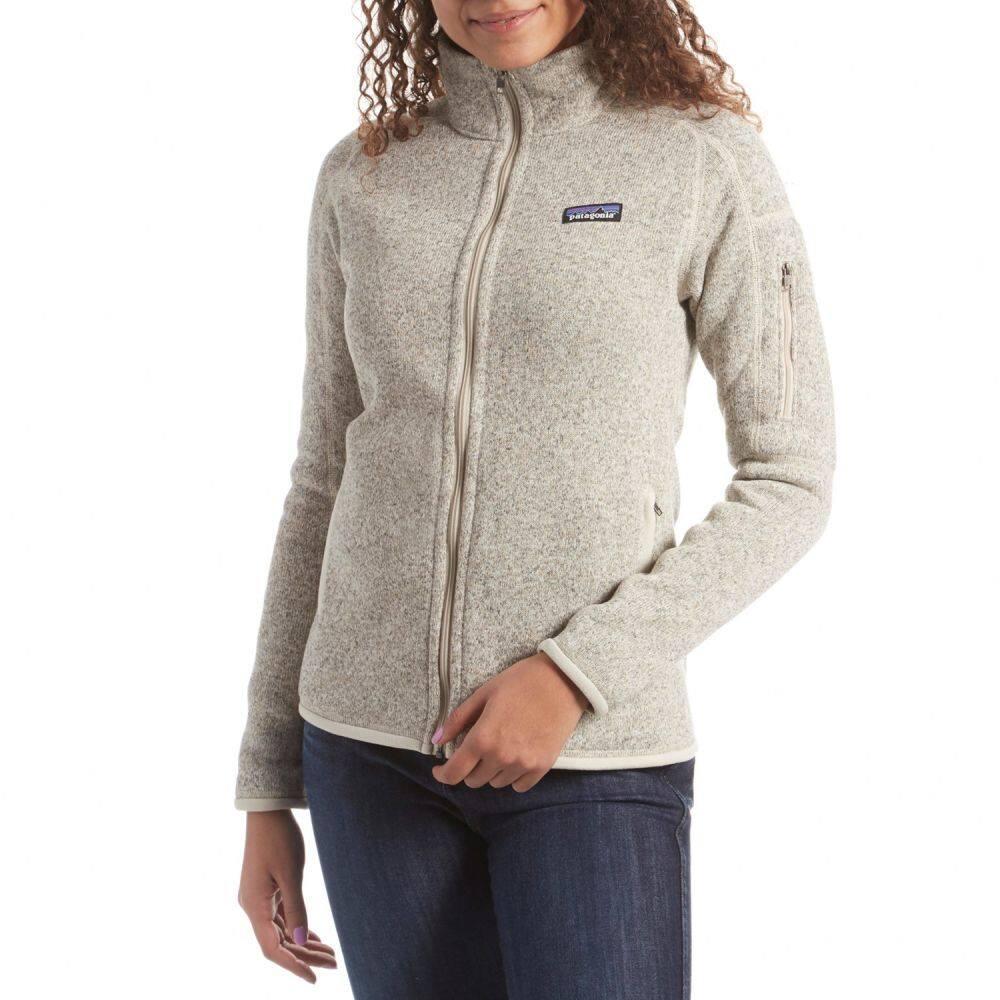 パタゴニア Patagonia レディース ジャケット アウター【Better Sweater Jacket】Pelican