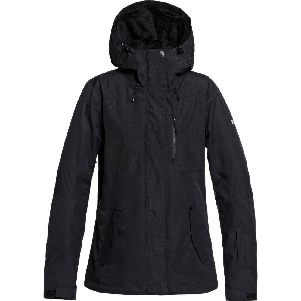 ロキシー Roxy レディース ジャケット アウター【Jetty 3-in-1 Jacket】True Black