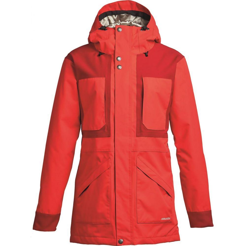 エアブラスター Airblaster レディース ジャケット アウター【Storm Cloak Jacket】Partytime Red