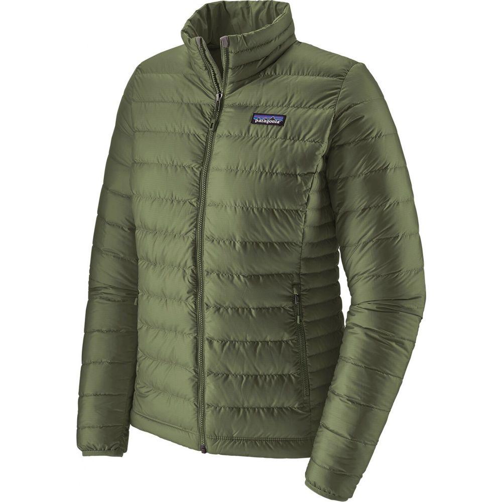 パタゴニア Patagonia レディース ダウン・中綿ジャケット アウター【Down Sweater】Camp Green