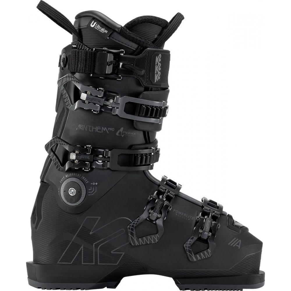 ケーツー K2 レディース スキー・スノーボード ブーツ シューズ・靴【Anthem Pro Ski Boots 2021】Black/Black