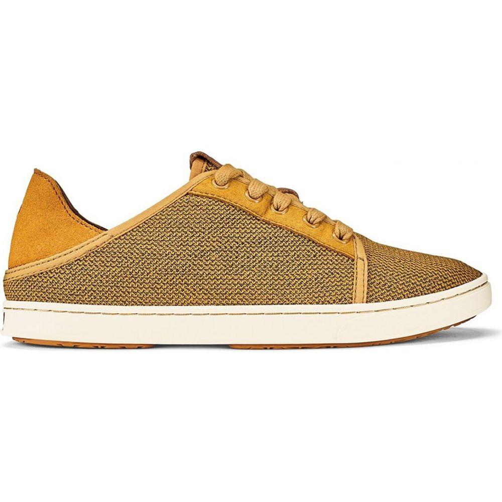 オルカイ Olukai レディース シューズ・靴 【Pehuea Li Shoes】Amber Gold