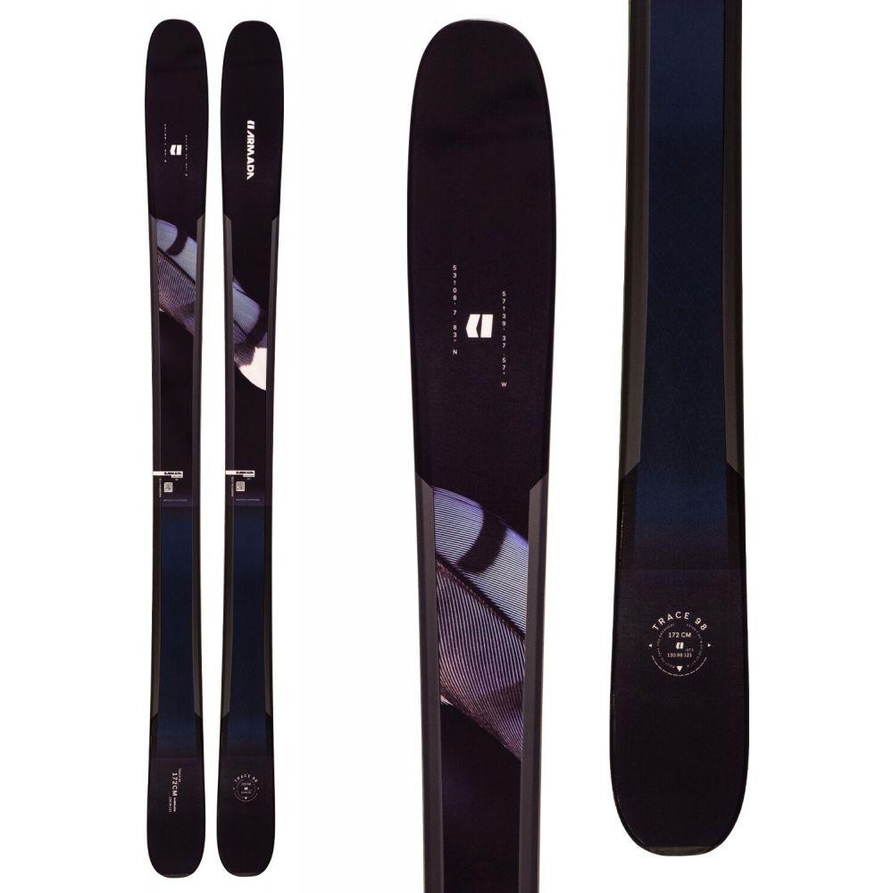アルマダ Armada レディース スキー・スノーボード ボード・板【Trace 98 Skis 2021】