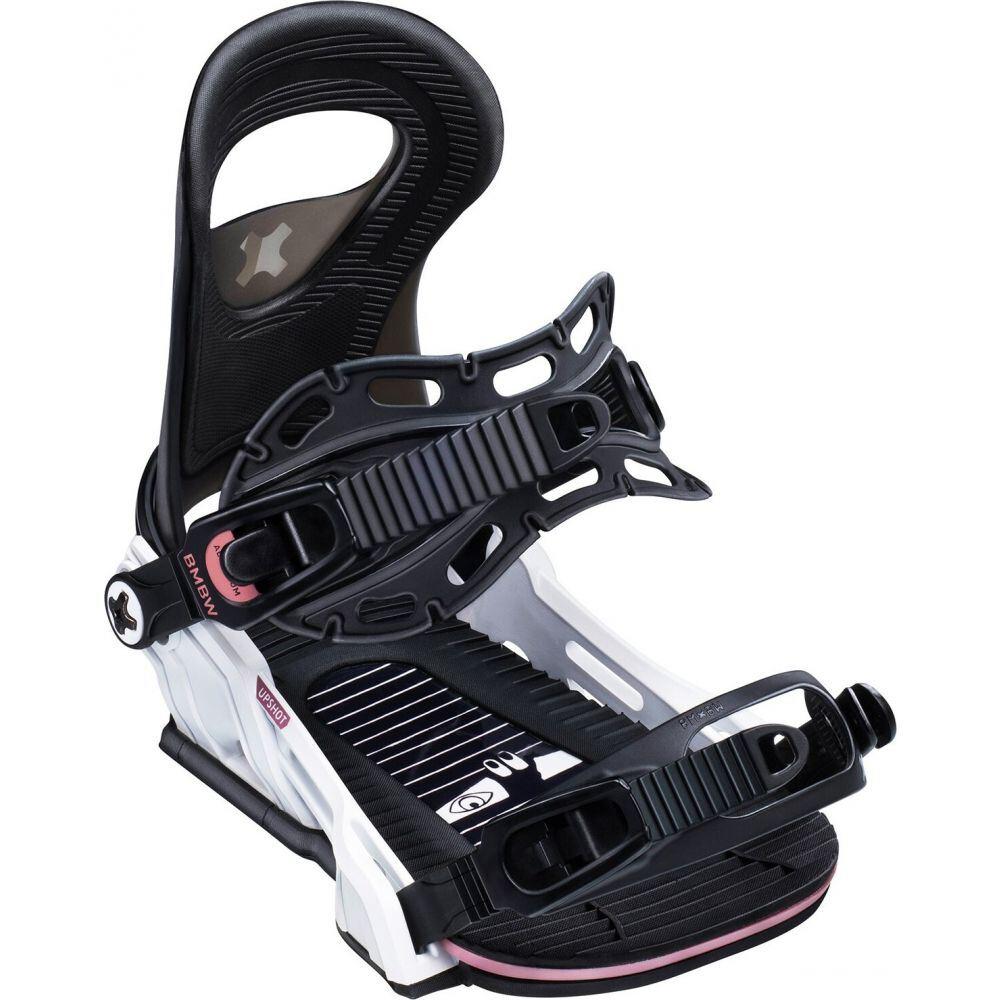 ベントメタル 捧呈 レディース スキー スノーボード 期間限定 ビンディング White サイズ交換無料 2020 Snowboard Bent Metal Upshot Bindings