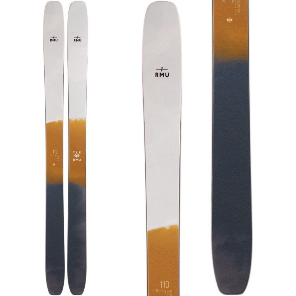 【正規通販】 ロッキーマウンテンアンダーグラウンド RMU ユニセックス スキー 2021】・スノーボード ユニセックス ボード・板 110【yle 110 bm skis 2021】, 素敵を売るブティックCOUP:c41e4b49 --- kidsarena.in