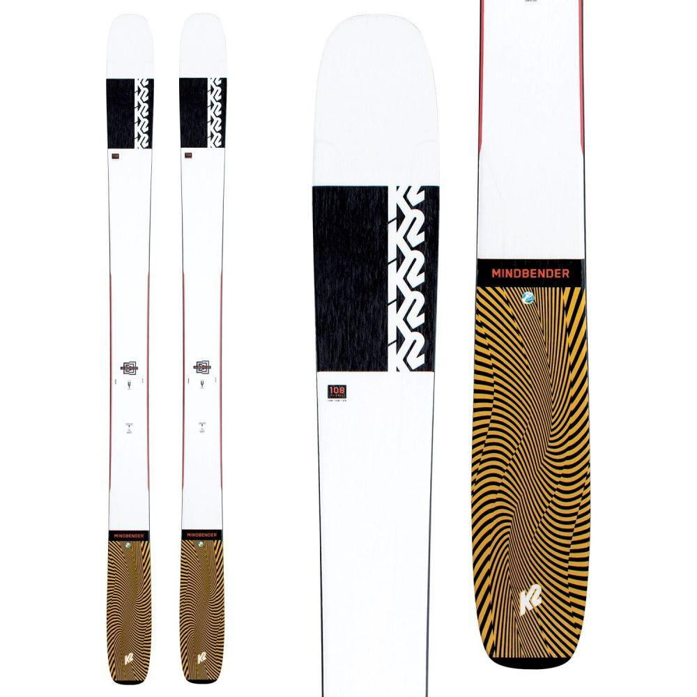 ボード・板【mindbender ケーツー スキー・スノーボード K2 skis 108ti 2021】 メンズ