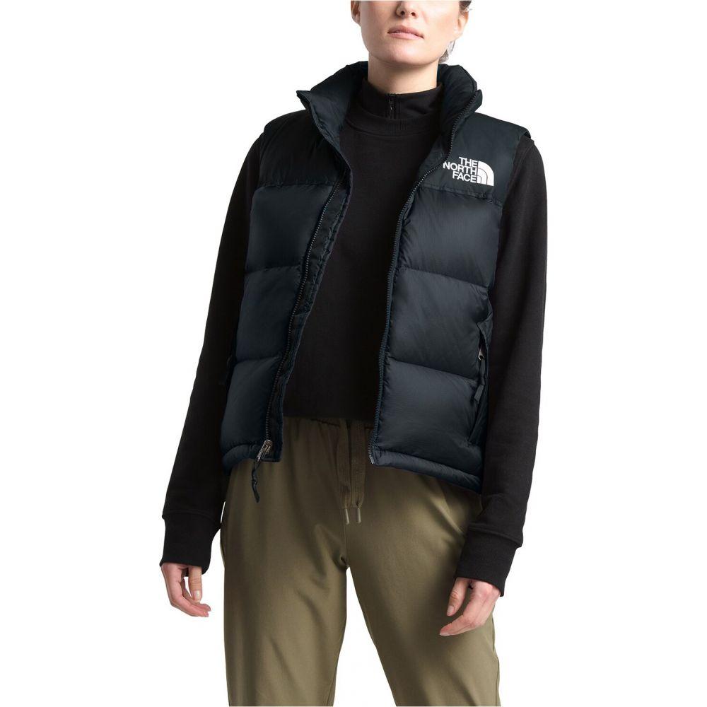 ザ ノースフェイス The North Face レディース ベスト・ジレ トップス【1996 Retro Nuptse Vest】Tnf Black