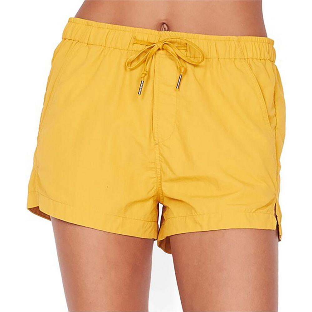 オベイ Obey Clothing レディース ショートパンツ ボトムス・パンツ【Jax Shorts】Mustard
