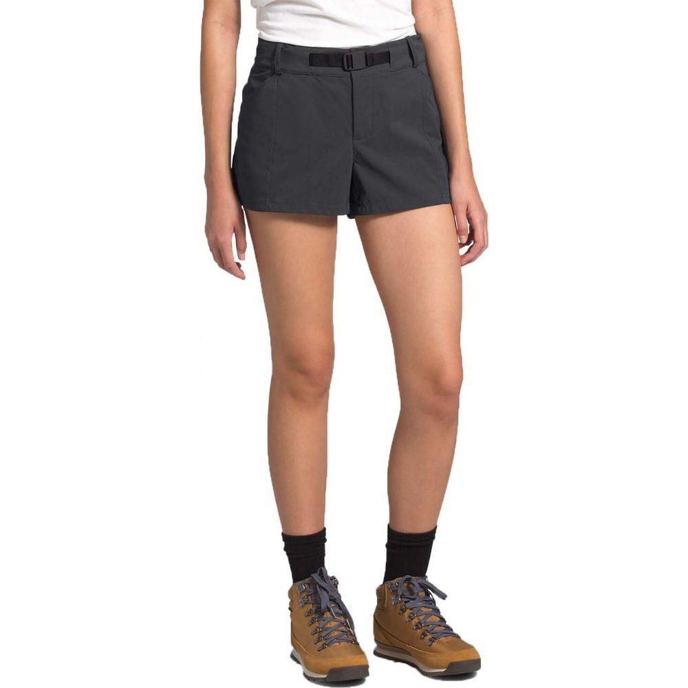 ザ ノースフェイス The North Face レディース フィットネス・トレーニング ショートパンツ ボトムス・パンツ【Paramount Active Shorts】Asphalt Grey