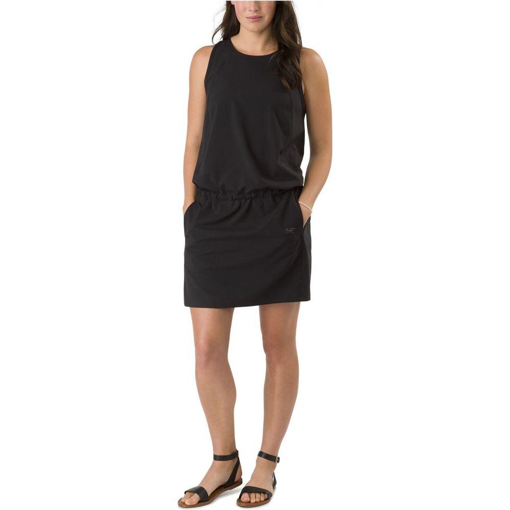 アークテリクス Arc'teryx レディース ワンピース ワンピース・ドレス【Contenta Dress】Black