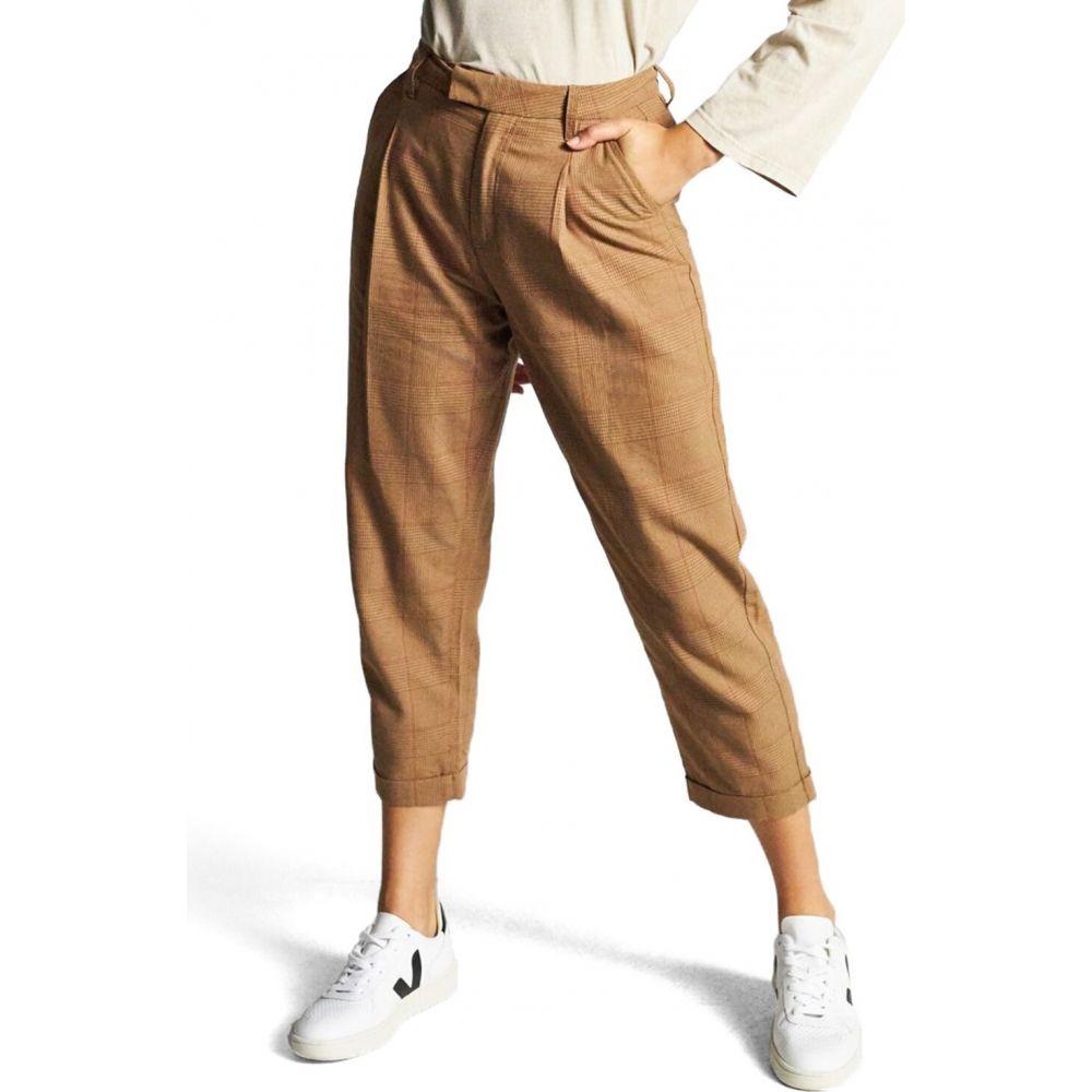 ブリクストン Brixton レディース ボトムス・パンツ 【Aberdeen Trouser Pants】Khaki