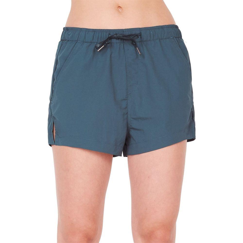 オベイ Obey Clothing レディース ショートパンツ ボトムス・パンツ【Jax Shorts】Teal Green