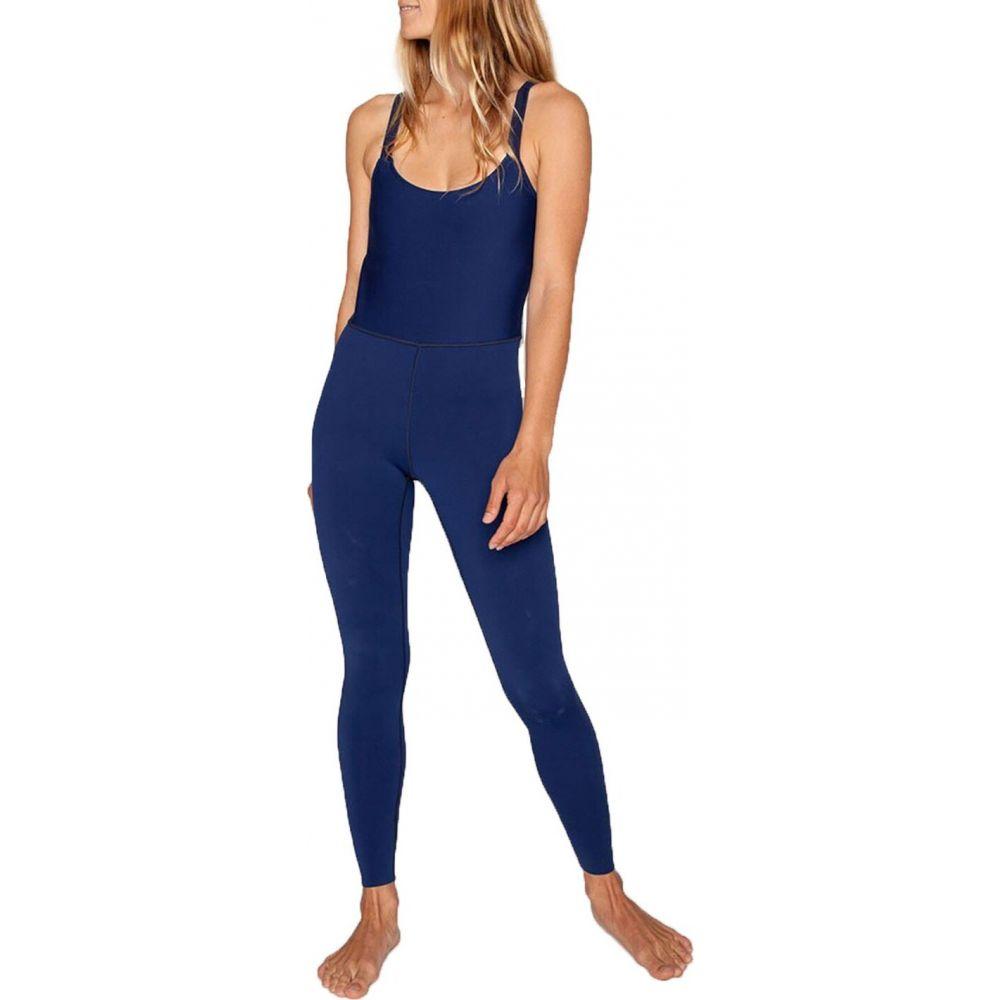シーア Seea レディース ワンピース 水着・ビーチウェア【Penelope Bodysuit】Night Blue