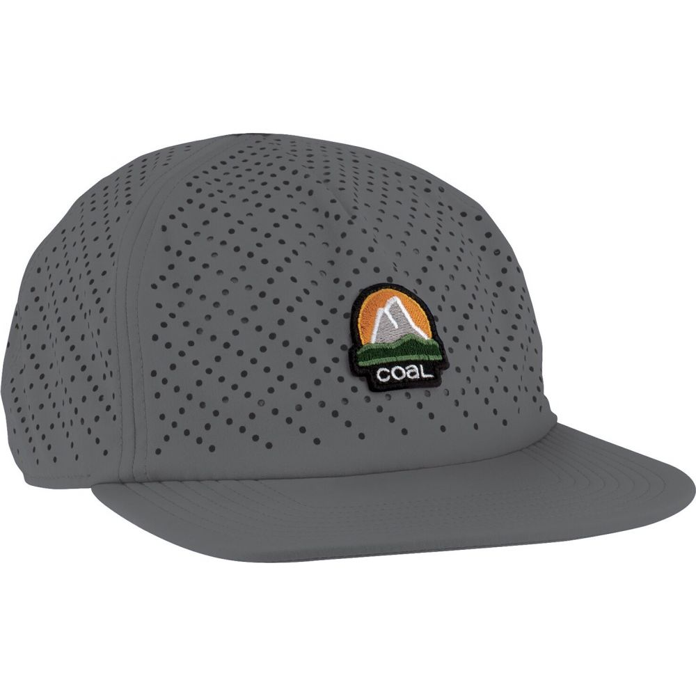 コール Coal レディース キャップ 帽子【The Chuckanut Hat】Grey