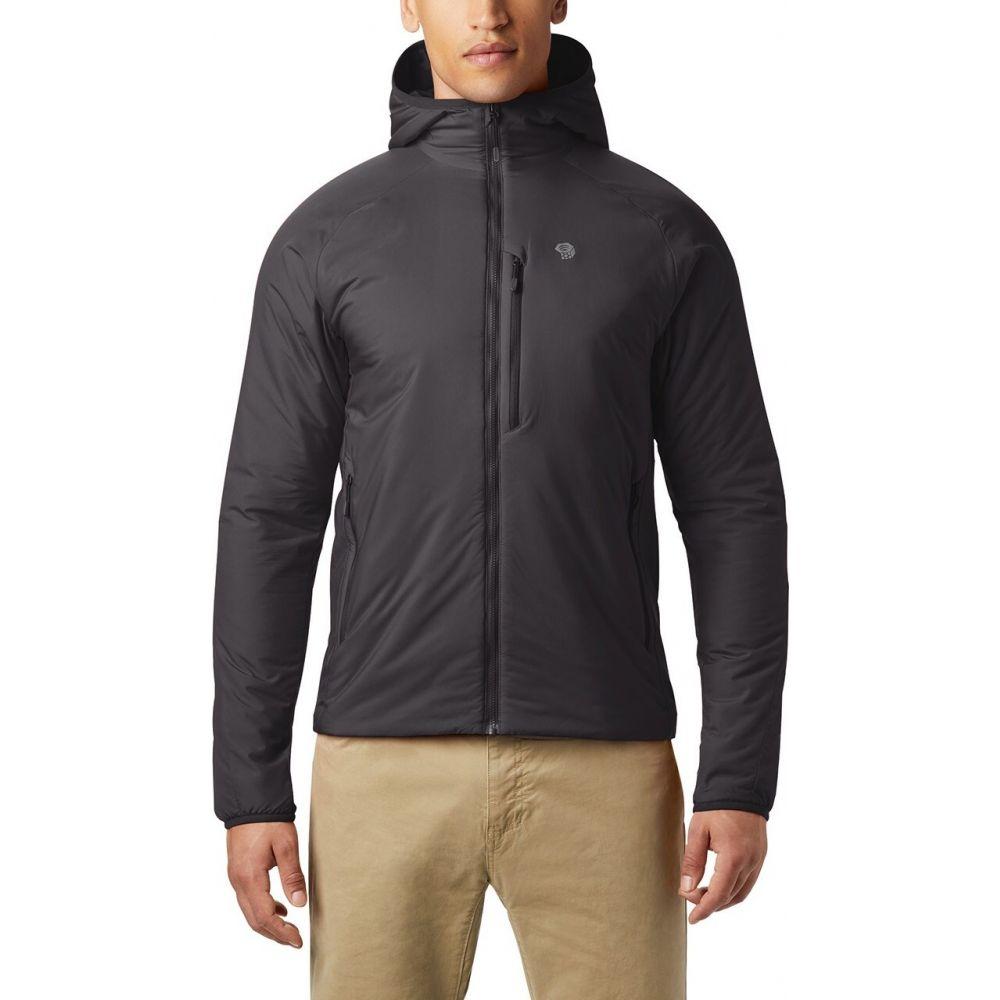 マウンテンハードウェア Mountain Hardwear メンズ ジャケット フード アウター【Kor Strata Hooded Jacket】Void
