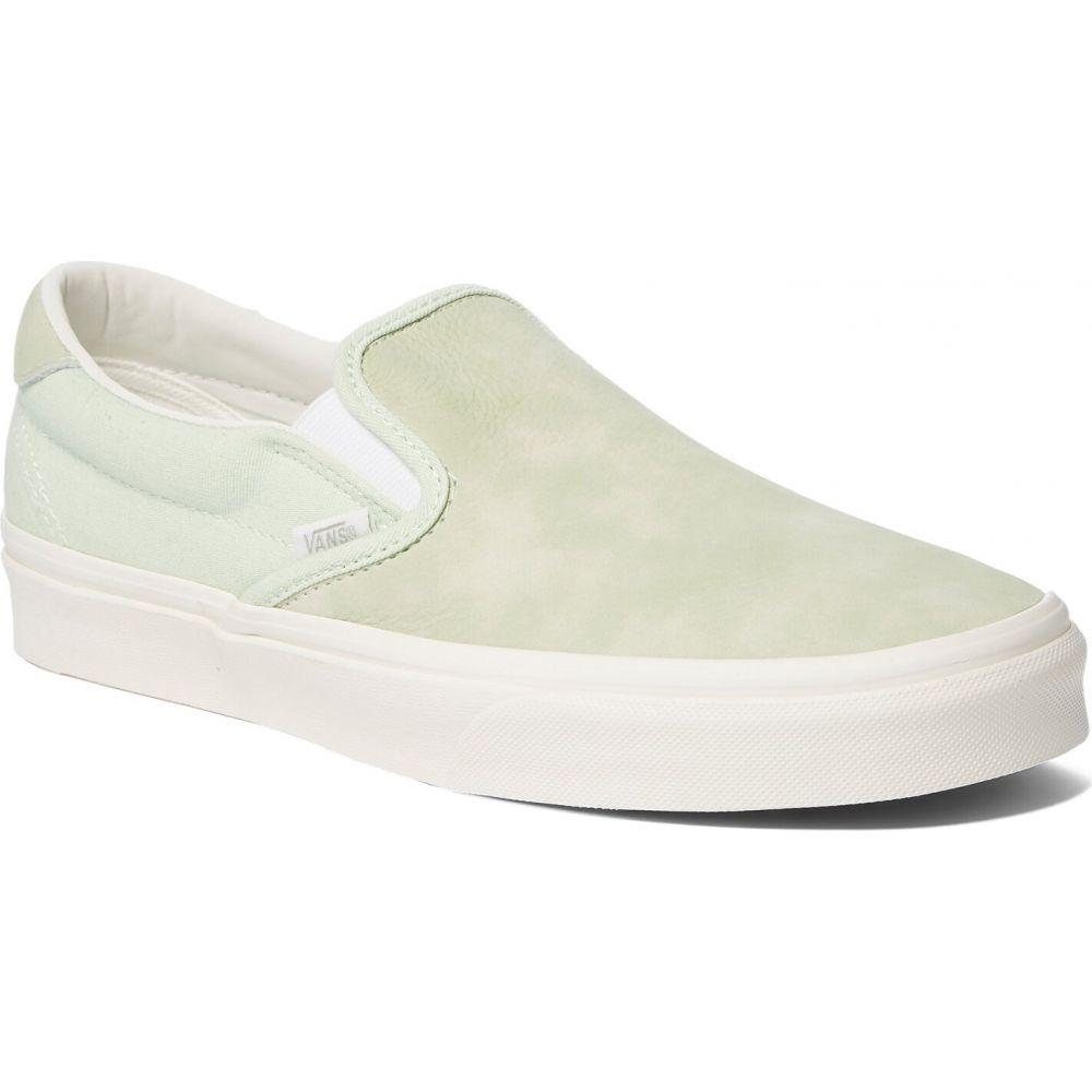 ヴァンズ Vans メンズ スリッポン・フラット シューズ・靴【Slip-On 59 Shoes】Humas/Blanc