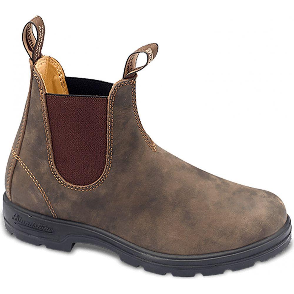 ブランドストーン Blundstone メンズ ブーツ シューズ・靴【Super 550 Series Boots】Rustic Brown