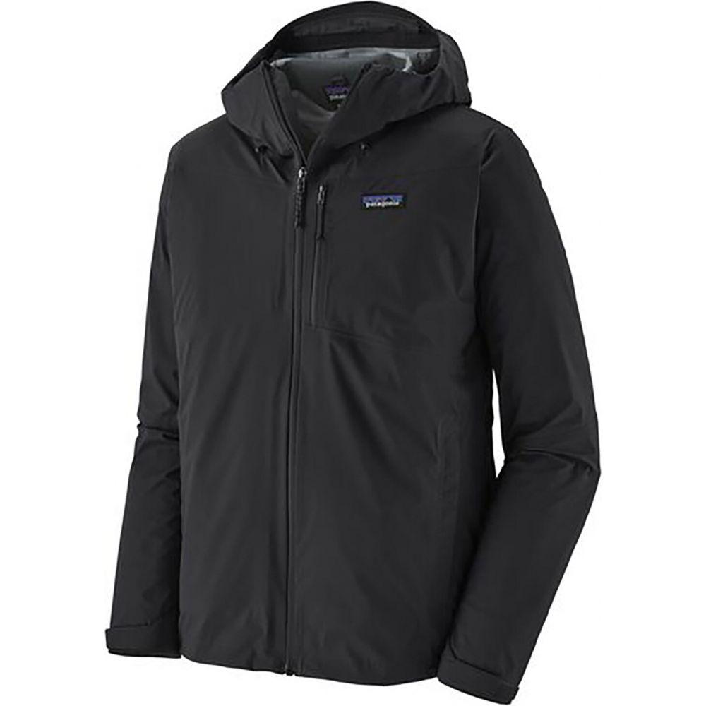 パタゴニア Patagonia メンズ レインコート アウター【Rainshadow Jacket】Black