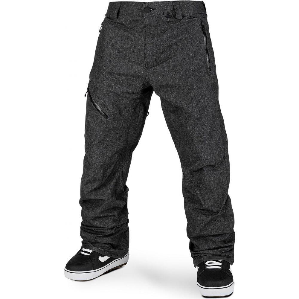 ボルコム Volcom メンズ スキー・スノーボード ボトムス・パンツ【L GORE-TEX Pants】Black Static