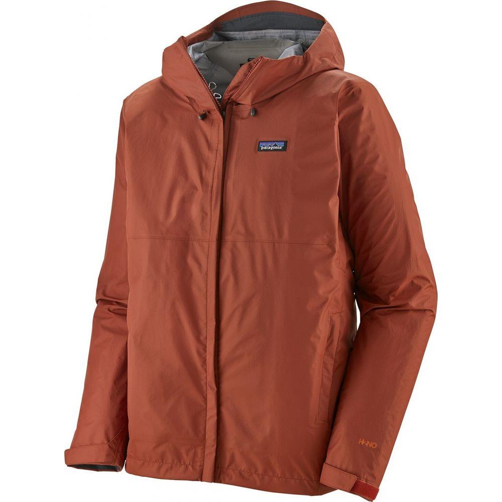 パタゴニア Patagonia メンズ レインコート アウター【Torrentshell 3L Jacket】Roots Red