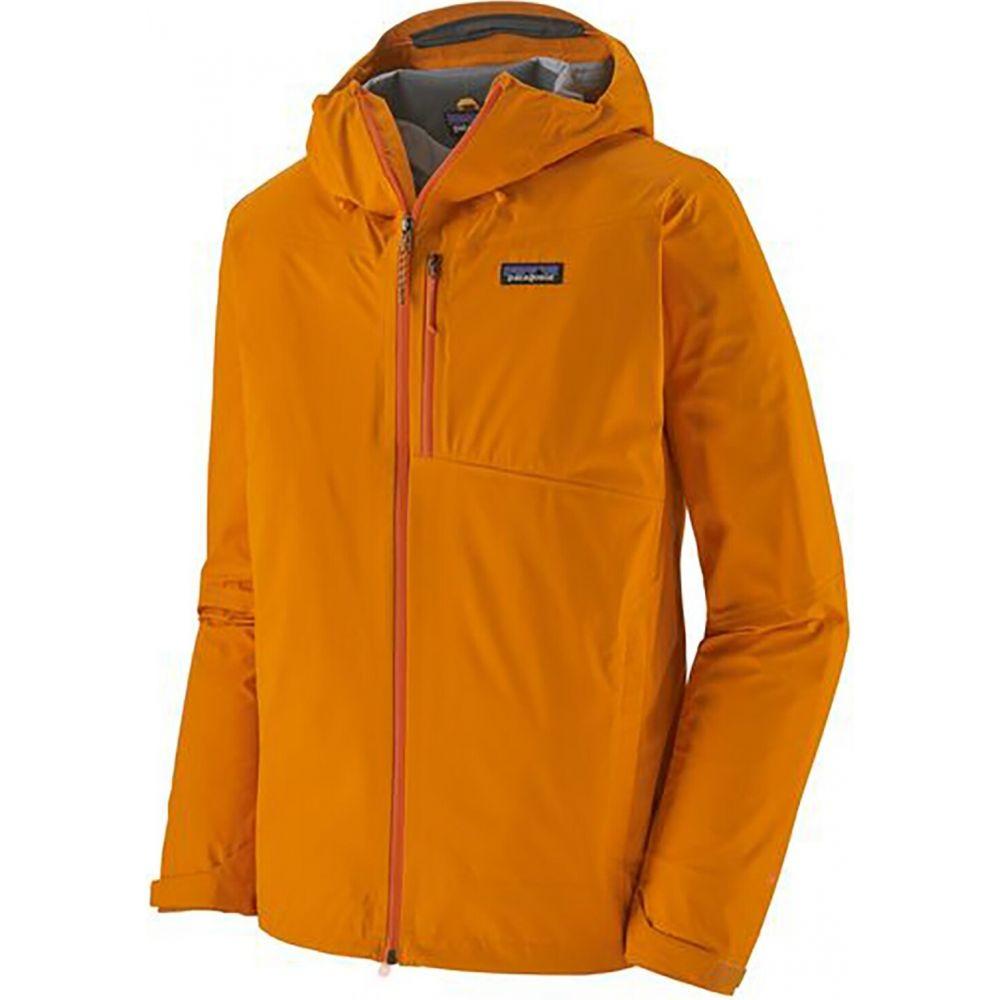 パタゴニア Patagonia メンズ レインコート アウター【Rainshadow Jacket】Mango