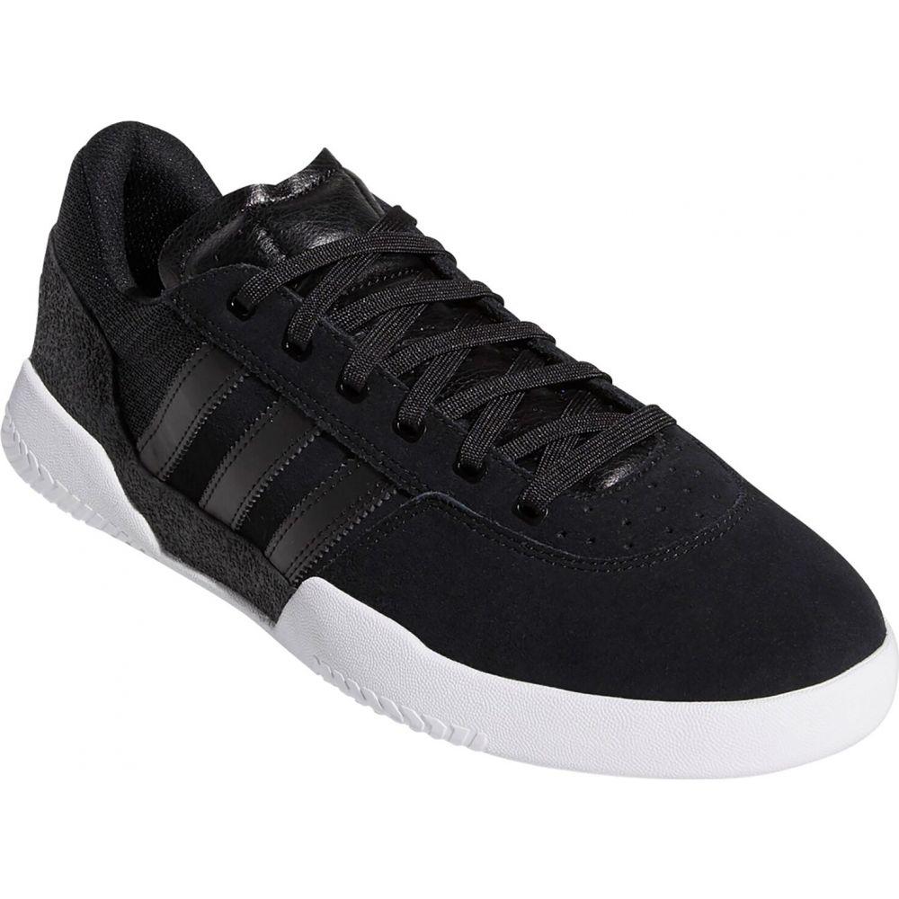アディダス Adidas メンズ シューズ・靴 【City Cup Shoes】Black/Black/White