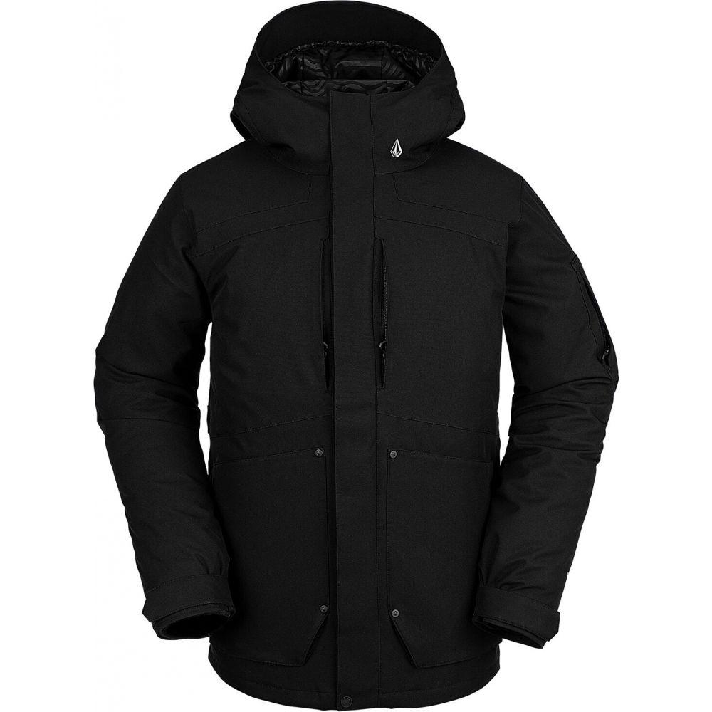 ボルコム Volcom メンズ ジャケット アウター【Scortch Insulated Jacket】Black