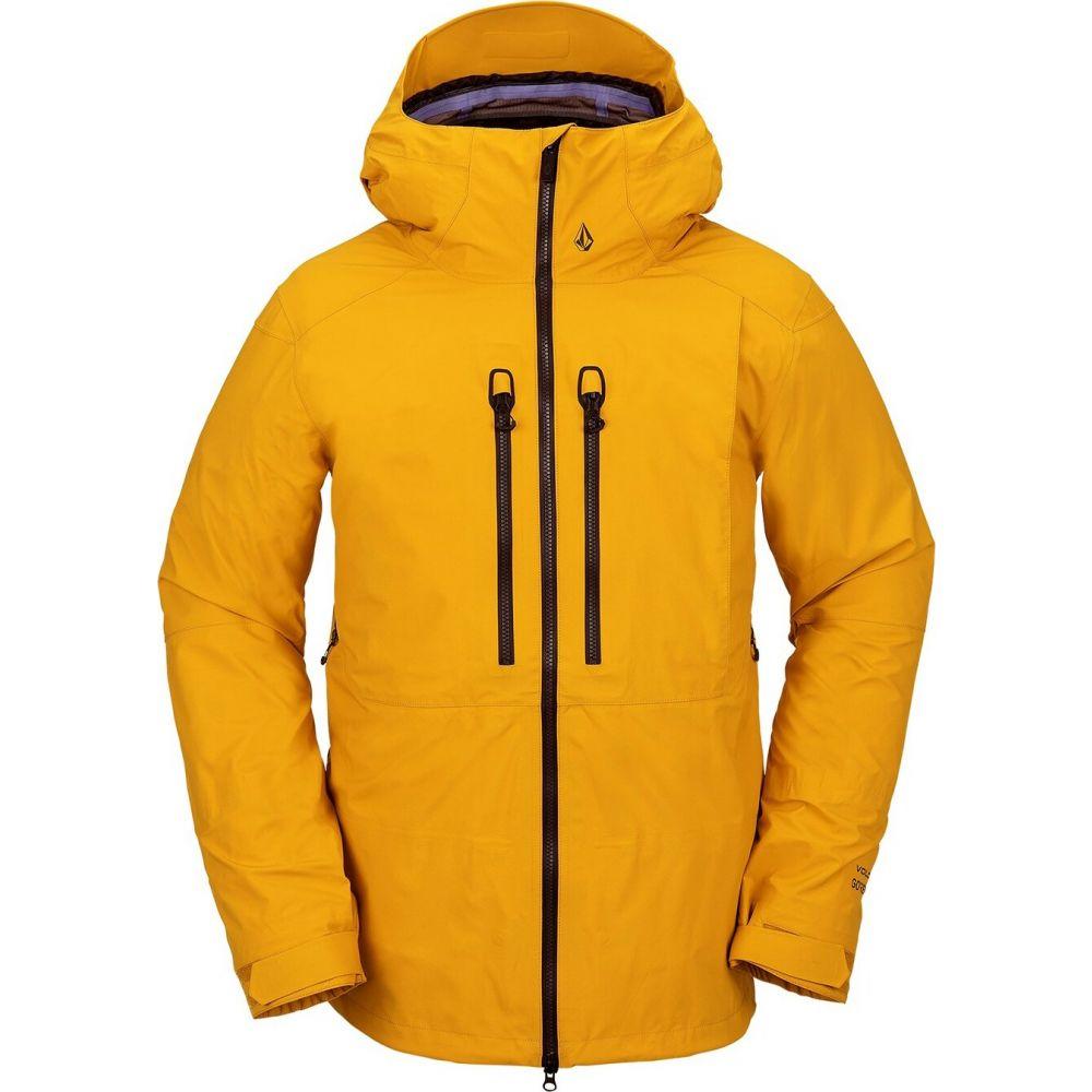 ボルコム Volcom メンズ ジャケット アウター【Guide GORE-TEX Jacket】Resin Gold