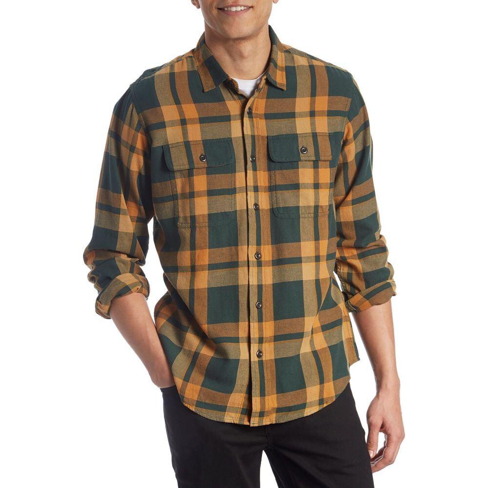 フィルソン Filson メンズ シャツ トップス【Scout Shirt】Green/Gold