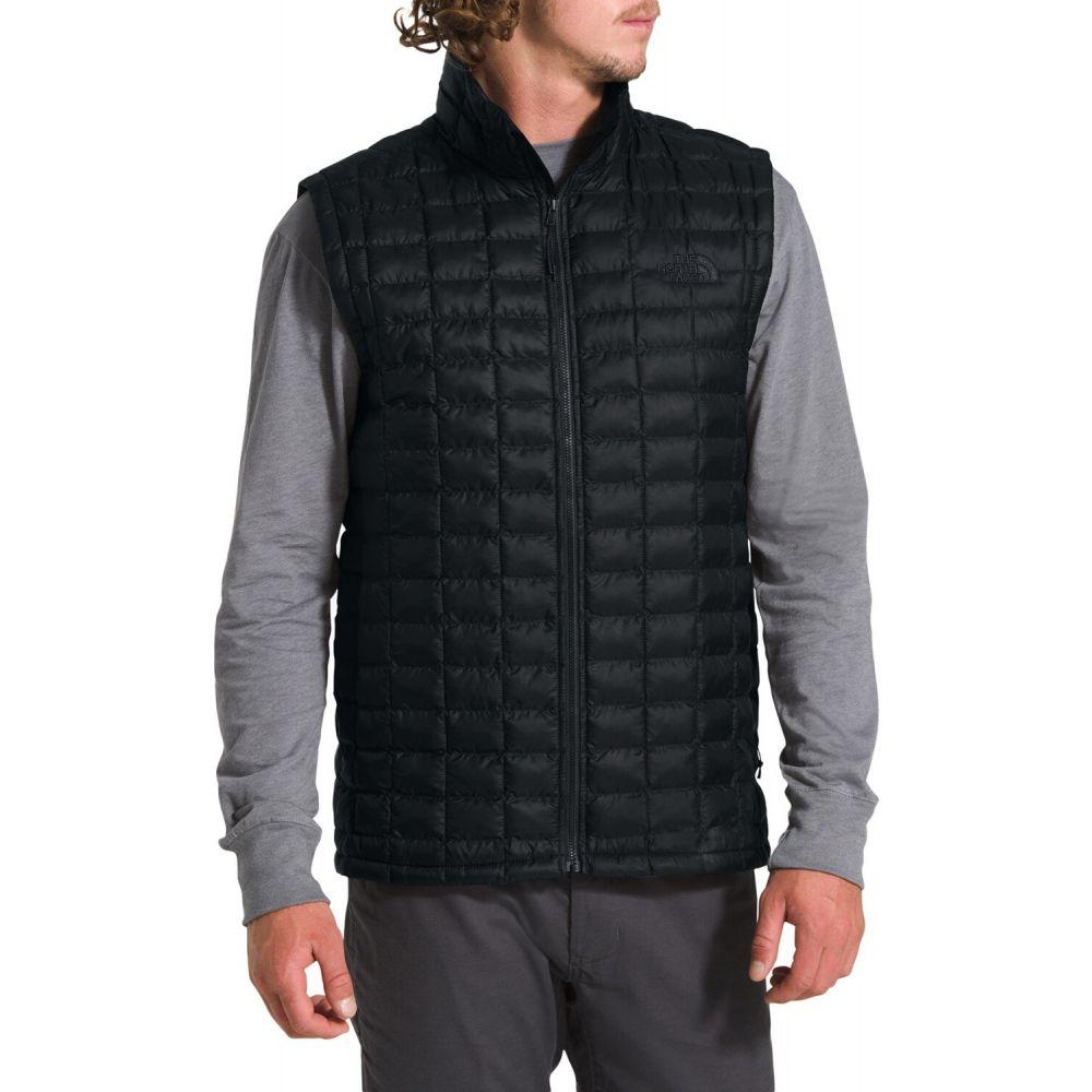 ザ ノースフェイス The North Face メンズ ベスト・ジレ トップス【ThermoBall(TM) Eco Vest】TNF Black Matte
