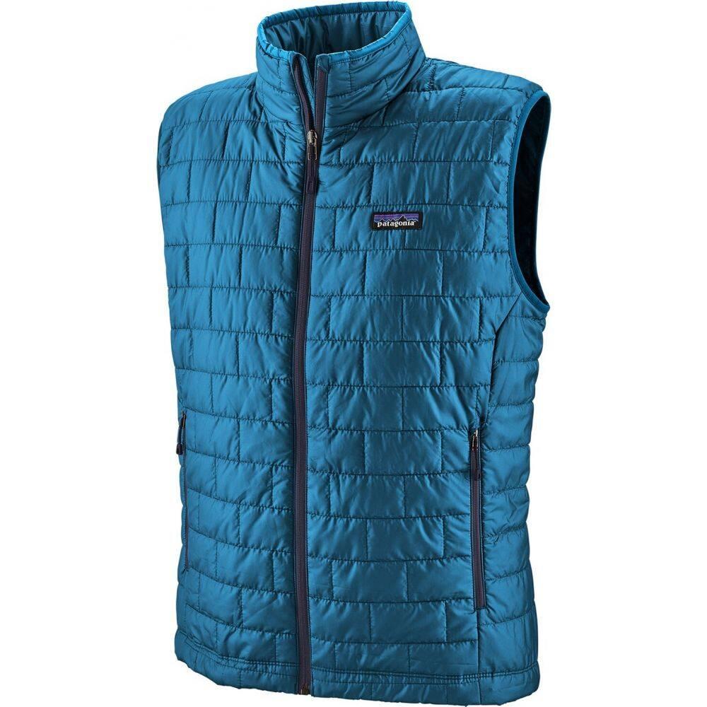 パタゴニア Patagonia メンズ ベスト・ジレ トップス【Nano Puff Vest】Balkan Blue