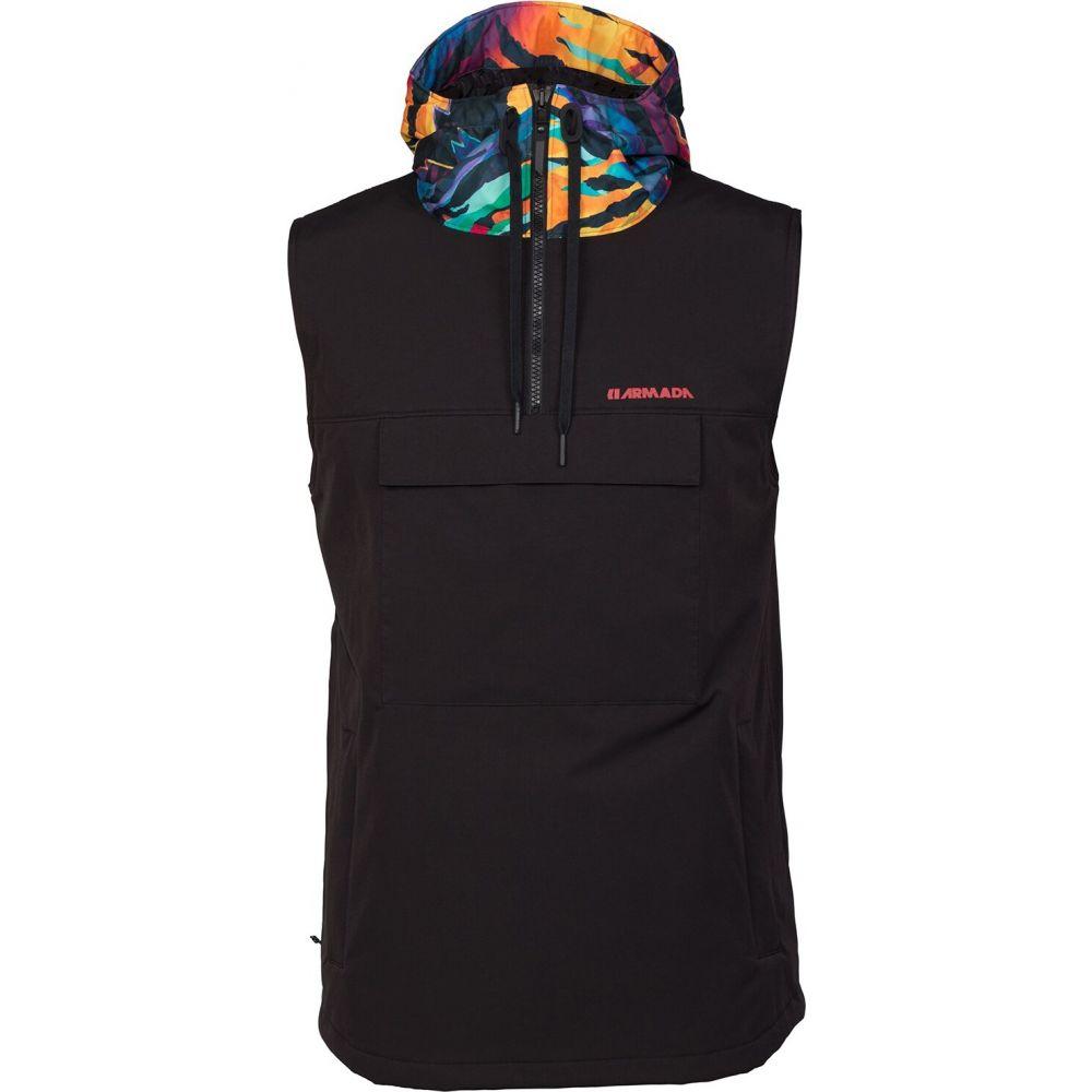 アルマダ Armada メンズ ベスト・ジレ トップス【Arlington Vest】Black