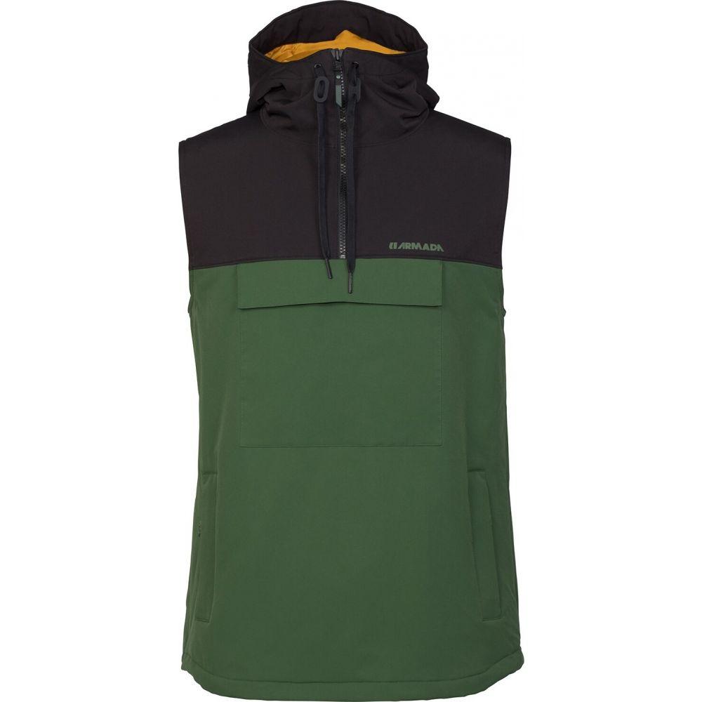 アルマダ Armada メンズ ベスト・ジレ トップス【Arlington Vest】Forest Green
