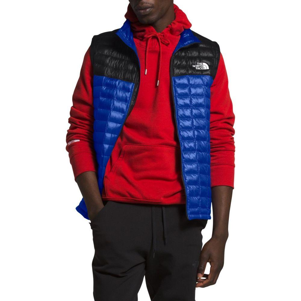 ザ ノースフェイス The North Face メンズ ベスト・ジレ トップス【ThermoBall(TM) Eco Vest】TNF Blue/TNF Black