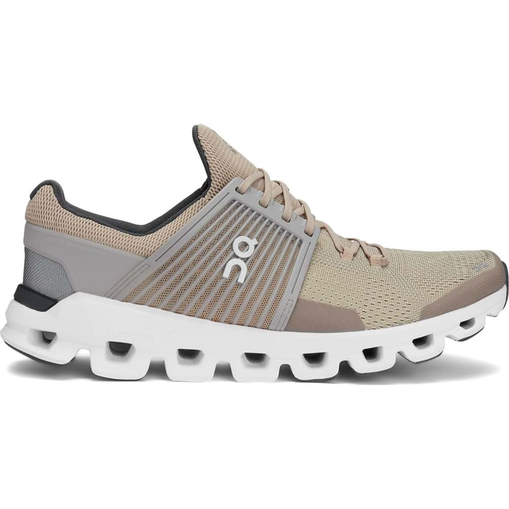 オン On メンズ ランニング・ウォーキング シューズ・靴【Cloudswift Running Shoes】Sand/Grey