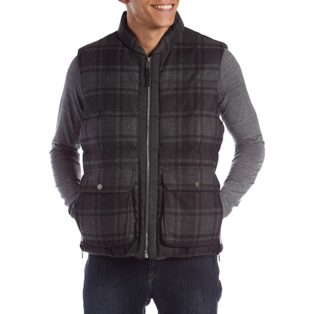 ペンドルトン Pendleton メンズ ベスト・ジレ トップス【Yosemite Vest】Black/Charcoal Plaid