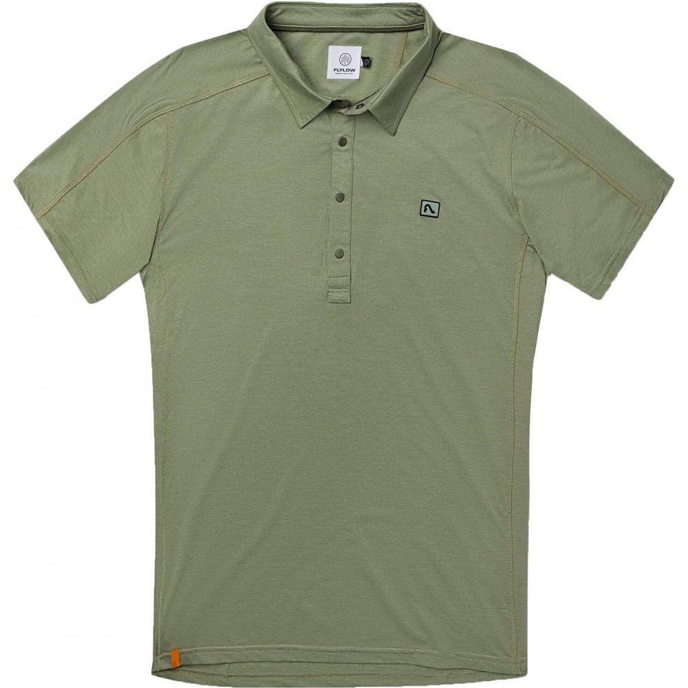 フライロウ Flylow メンズ フィットネス・トレーニング トップス【Lopez Polo Shirt】Sage