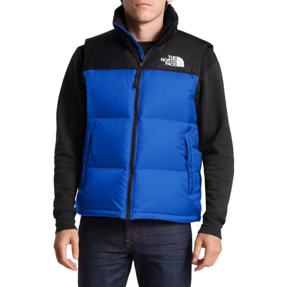 ザ ノースフェイス The North Face メンズ ベスト・ジレ トップス【1996 Retro Nuptse Vest】Tnf Blue