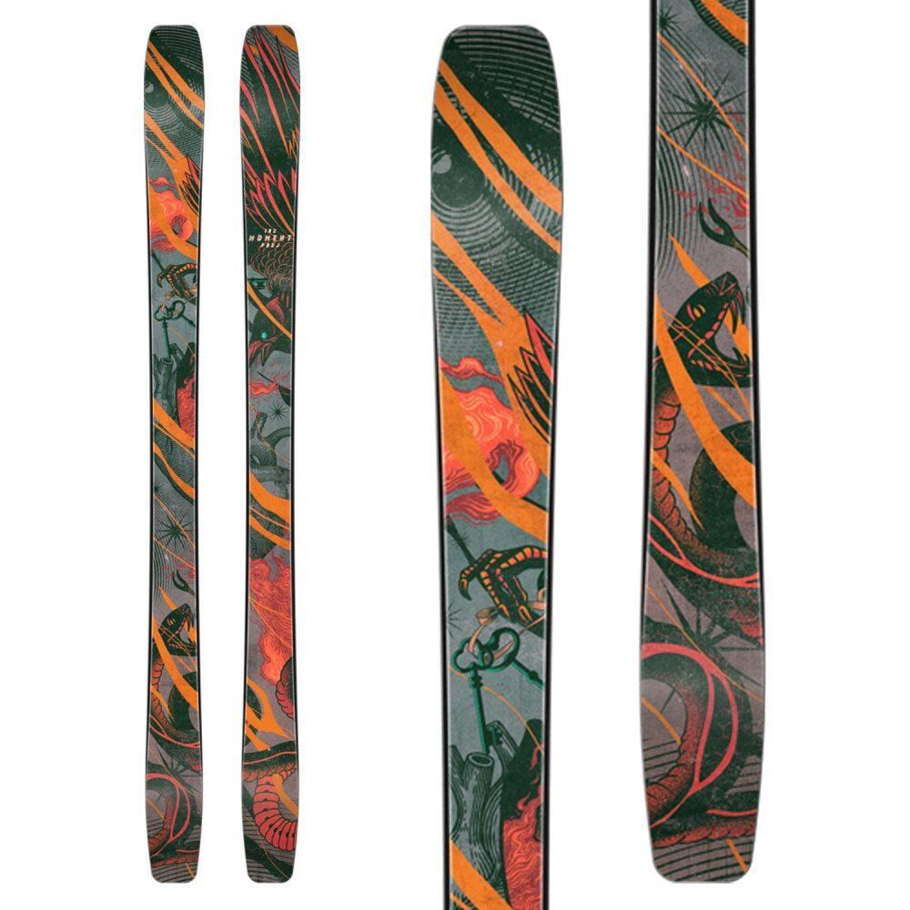 モーメント Moment ユニセックス スキー・スノーボード ボード・板【PB&J Skis 2020】