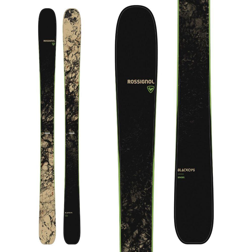 ロシニョール Rossignol ユニセックス スキー・スノーボード ボード・板【Black Ops Sender Skis 2021】